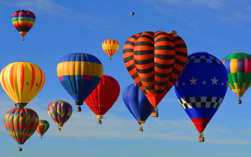 Balloon Experience Dubai