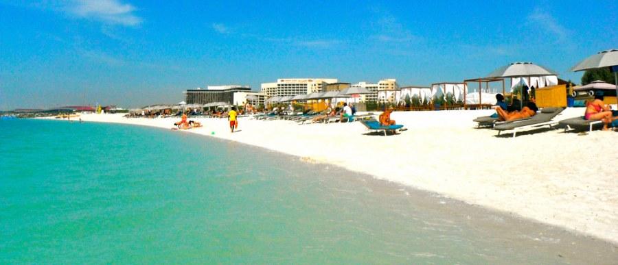 Top Cleanest Beaches in Dubai