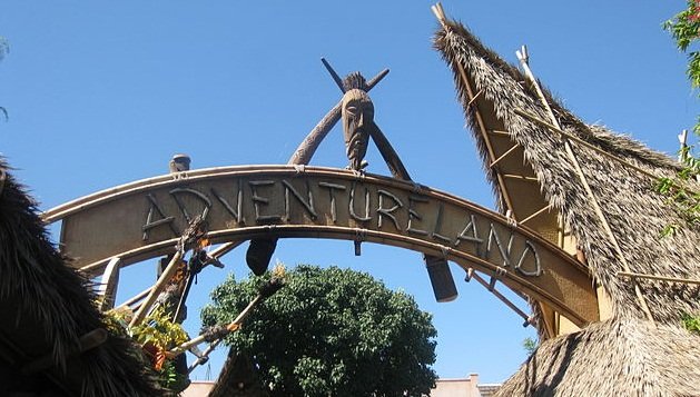 IMG Worlds of Adventure - Entrace Gate