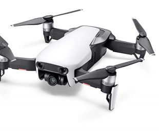 Dji mavic air fly more combo arctic drone
