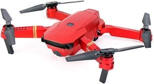 Tonicas camera wifi fpv foldable drone selfie pocket rc quadcopte