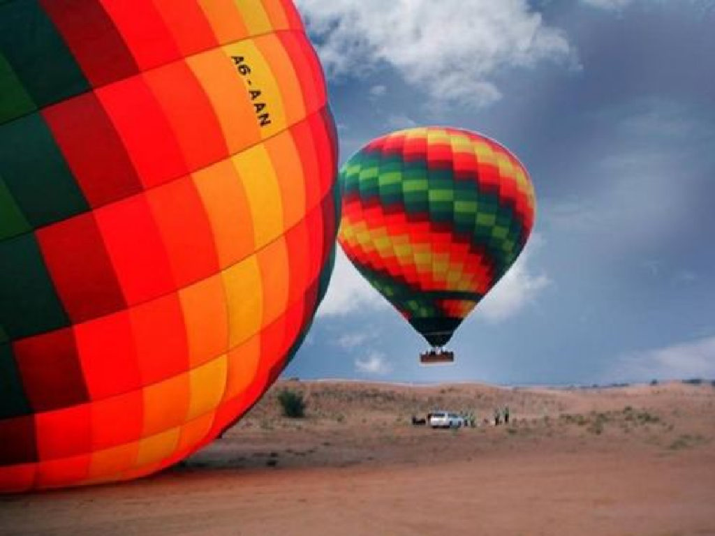 Balloon is waiting for you