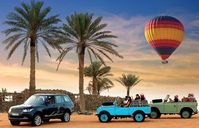 Ride-Balloon Ride Dubai
